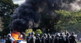 BRASIL: TEMER ORDENA INTERVENCIÓN MILITAR PARA REPRIMIR PROTESTAS