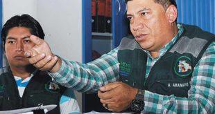 SENTENCIAN A 5 AÑOS DE CÁRCEL AL EXDIRECTOR DEL EX FONDO INDÍGENA MARCO ANTONIO ARAMAYO