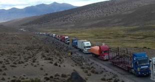 GOBIERNO ANALIZA RECURRIR A INSTANCIAS INTERNACIONALES POR PARO ADUANERO EN CHILE