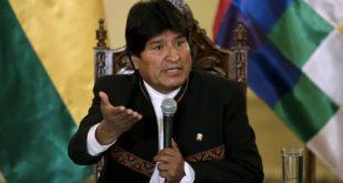 MORALES LAMENTA QUE CARABINEROS DE CHILE IMPIDA VENTA DE ALIMENTOS A TRANSPORTISTAS