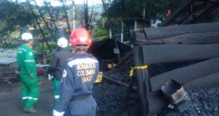 CONCLUYE RESCATE DE 13 VÍCTIMAS POR EXPLOSIONES EN MINAS CARBONERAS DE COLOMBIA