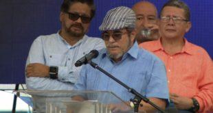 COLOMBIA: LAS FARC DICEN ADIÓS A LAS ARMAS LUEGO DE 53 AÑOS DE CONFLICTO