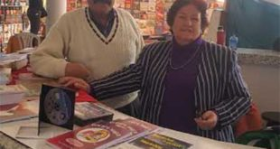 ESCRITORES TARIJEÑOS INVITAN A LA FERIA DEL LIBRO