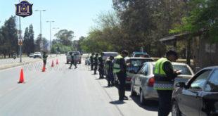 SALTA: INTENSOS OPERATIVOS DE PROTECCIÓN CIUDADANA EN TODA LA PROVINCIA