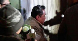 """APREHENDEN A UN EXGERENTE DE """"BOLIVIA TV"""" POR PRESUNTA CORRUPCIÓN"""
