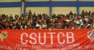 JACINTO HERRERA ES EL NUEVO EJECUTIVO NACIONAL DE LA CSUTCB