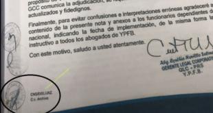 CASO TALADROS: HERMANA DEL MINISTRO ARCE AVALÓ INFORME QUE JUSTIFICA ENMIENDA