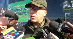 TARIJA: SECUESTRAN MÁS DE 38 KILOS DE CLORHIDRATO DE COCAÍNA