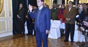 MARIO GUILLÉN ES POSESIONADO COMO MINISTRO INTERINO DE ECONOMÍA