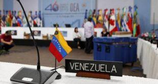 VENEZUELA SE LIBRA DE UNA CONDENA DE LA OEA GRACIAS AL CARIBE