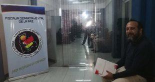 LA PAZ: FISCALÍA APREHENDE E IMPUTA A EXGERENTE DE BOLIVIA TV