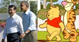 "CHINA CENSURÓ A WINNIE THE POOH POR ""PARECERSE"" A SU PRESIDENTE"
