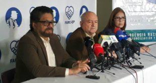 LAS FARC LANZARÁN EL 1 DE SEPTIEMBRE SU PARTIDO POLÍTICO EN COLOMBIA