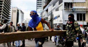 A PESAR DE LA PRESIÓN, PRESIDENTE DE VENEZUELA INSISTE EN POLÉMICA CONSTITUYENTE