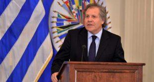 """EL SECRETARIO GENERAL DE LA OEA EVALÚA DENUNCIAR POR """"CRÍMENES DE LESA HUMANIDAD"""" A MADURO"""