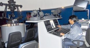 TARIJA: INSTITUCIONES BUSCAN SALVAR OBSERVATORIO DE SANTA ANA