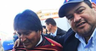 MORALES ADMITE QUE CONOCE A GUTIÉRREZ, PERO REITERA QUE NO ES ASESOR DEL MAS