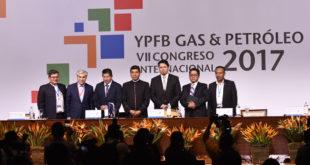 BOLIVIA FIRMARÁ ACUERDOS CON 10 PETROLERAS SOBRE COMERCIALIZACIÓN DE GAS Y UREA