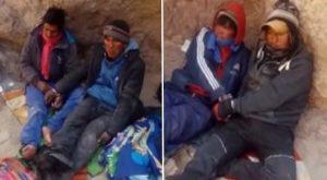 DETIENEN A CUATRO BOLIVIANOS CON 200 KG DE DROGA EN CHILE