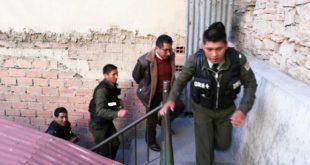 ENVÍAN A LA CÁRCEL DE SAN PEDRO A JUEZ DE CHULUMANI ACUSADO DE CORRUPCIÓN