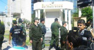 POLICÍA ASEGURA QUE EN EL ATRACO A LA JOYERÍA EUROCHRONOS NO HUBO SITUACIÓN DE REHENES