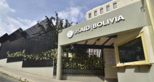EEUU ACLARA QUE NO FINANCIÓ A MOVIMIENTOS SEPARATISTAS EN BOLIVIA