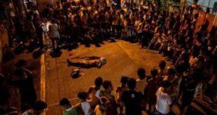 FILIPINAS: LA POLICÍA MATÓ A 32 SOSPECHOSOS DE TRÁFICO DE DROGAS EN UN SOLO DÍA