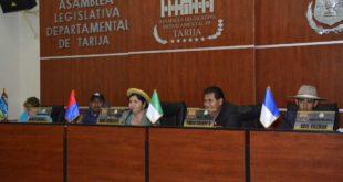 TARIJA: LEGISLATIVO APRUEBA NORMA QUE PERMITE PAGO DEL PROSOL