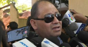 MINISTRO ROMERO ADVIERTE QUE NO SE PERMITIRÁN BLOQUEOS EN CAMIRI