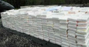EL INFORME DE LA DEA SOBRE EL ALARMANTE AUMENTO DE LA PRODUCCIÓN DE COCAÍNA EN COLOMBIA