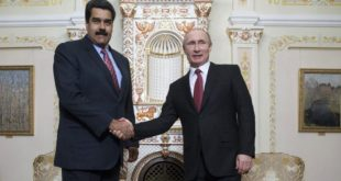 RUSIA ACUERDA EL SUMINISTRO DE TRIGO A VENEZUELA DURANTE 10 AÑOS