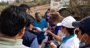 MÉDICOS DE 'MI SALUD' ATIENDEN A FAMILIAS AFECTADAS POR EL INCENDIO EN TARIJA