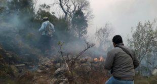 JUNTAS VECINALES DE VILLA MONTES SE SOLIDARIZAN AFECTADOS POR INCENDIO EN TARIJA