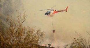 TARIJA: IMPUTAN A PILOTO DE HELICÓPTERO POR TERCERA VÍCTIMA DEL INCENDIO