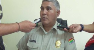VILLA MONTES: APREHENDEN A SUJETO POR RETENER EN SU DOMICILIO A UN POLICÍA