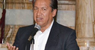 MINISTRO MARTÍNEZ CONFIRMA DUPLA ELECTORAL EVO MORALES Y GARCÍA LINERA PARA 2019