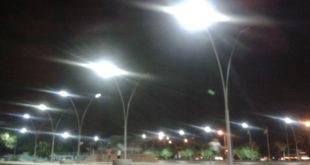 TARIJA: ALCALDÍA INSTALARÁ MÁS DE 8.000 LUMINARIAS LED EN BARRIOS Y COMUNIDADES