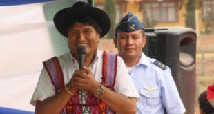 MORALES DICE QUE CHILE MIENTE ANTE LA ONU Y NUEVAMENTE INTENTA NEGAR MAR A BOLIVIA