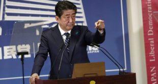 Japón quiere reformar su Constitución para poder atacar a otro país