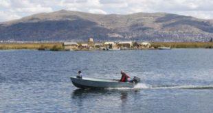 Perú y Bolivia purifican agua de la cuenca del lago Titicaca