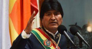 Presidente Morales recuerda que un día como hoy se firmó el Tratado de 1904