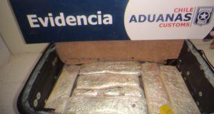 Chile: Dan prisión preventiva a tres bolivianos por tráfico de drogas