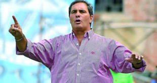 Universitario de Sucre despide al técnico argentino Malvestitti