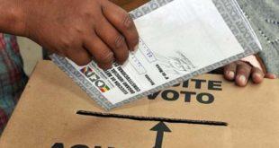 Órgano Electoral habilita 6.438.801 personas para votar en las Elecciones Judiciales