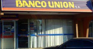 """Banco Unión entrega a la Fiscalía una lista de 18 """"vinculados"""" al desfalco millonario"""
