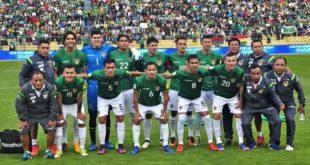 Bolivia desciende cuatro puestos en el ranking FIFA