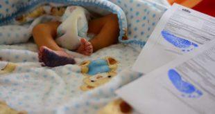 Entregan los primeros 500 certificados digitales de nacido vivo