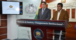 Aprehenden a seis funcionarios de Emapa por presunta estafa