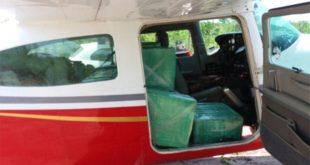 Brasil: Detienen a dos bolivianos que transportaban 420 kilos de droga en avioneta