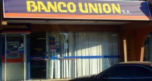 Logran recuperar más de Bs 10 millones del desfalco al Banco Unión